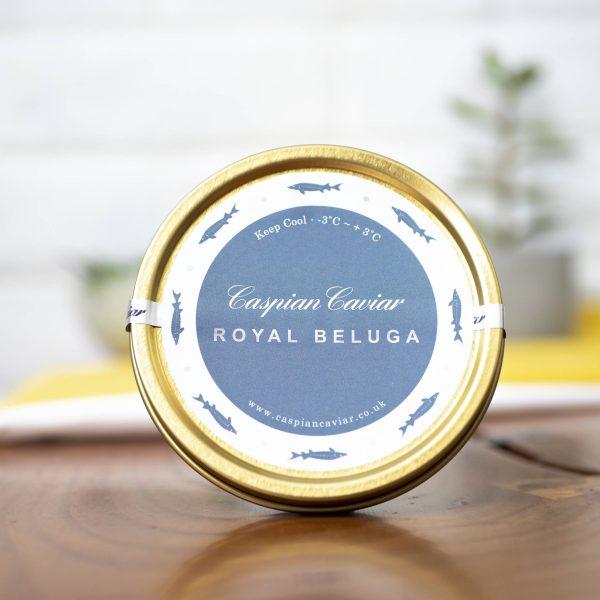 Caspian Caviar - Royal Beluga Caviar
