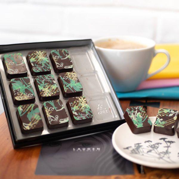 Lauden - Fresh Mint Chocolates box of 12