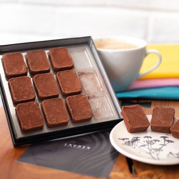 Lauden - Intense Chocolate Truffles box of 12