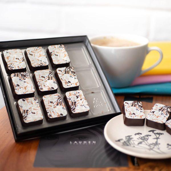 Lauden - Marc De Champgne Chocolates box of 12