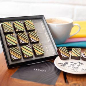 Lauden - Passion Fruit Chocolates box of 12