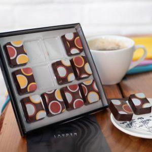 Lauden - Single Origin Fine Chocolates box of 12
