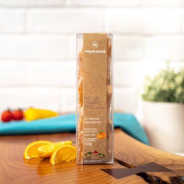 Mymoune - Candied Bitter Orange Peel 150g pack