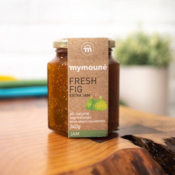 Mymoune - Fresh Fig Jam 340g jar