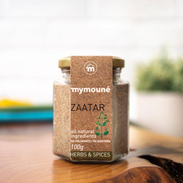 Mymoune - Zaatar 100g jar